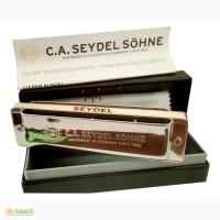 Губные гармоники фирмы Seydel (Германия) - подарок для всей семьи