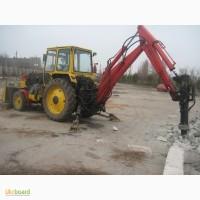 Услуги Гидромолота ГПМ-120