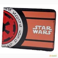 Кошелек Star Wars с эмблемой Галактической Империи
