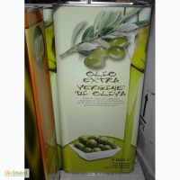 Оливковое масло Olio Extra Vergine di olive 5 л. (ж/б)