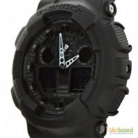 Киев.Наручные часы Casio G-Shock (Черные), Касио