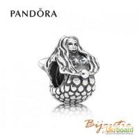 Оригинал Pandora шарм русалка 791220