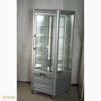 Витрина кондитерская 4-ре стекла с вращением и без в рабочем состоянии б/у