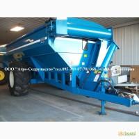 Прицеп зерновой бункер-перегрузчик накопитель шнековый Кинзе Kinze 840 из США