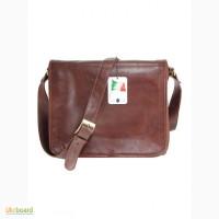 Итальянская кожаная сумка Практичная модель