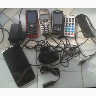 Samsung SGH-E200, SGH-E900, Siemens A52 - тушки + бонус