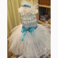 Продам карнавальный костюм снежинки