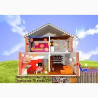 Дома нового поколения. Полная энергонезависимость дома