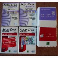 Тест полоски Accu-Chek Performa, Inform 2
