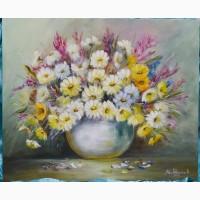 Продам картину Цветочное настроение