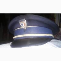 Головной убор полиции Франции до 60-х