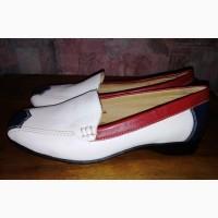 Кожаные туфли Arcopedico, 37р