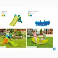 Іграшки садові для ігор на вулиці саду і дачі, активний відпочинок для ваших дітей Нідерла