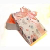 Подарочный набор Розовый из мыла ручной работы
