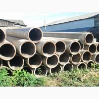 Трубы асбестоцементнные d 300, 400, 500, бетонные, железобетонные, ж/б, б/у