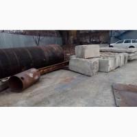 Железобетонные изделия : Блоки фундаментные ФБС-5 - 9 шт. Плиты дорожные 3000*1700*200 мм