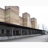 Действующий офисно-складской комплекс - расположен в индустриальном Днепровском районе