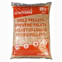 Топливные пеллеты Premium SOFT (упаковка по 15 кг) от 22 т