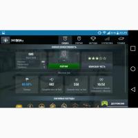 Продам аккаунт в мобильных танках