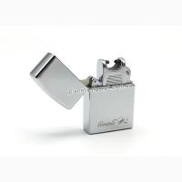 Плазменная электроимпульсная USB-зажигалка Gentelo 1 в подарочной коробке 4-7000