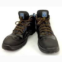 Ботинки кожаные со стальным носком Burgia Sauerland (Б - 340) 45 размер