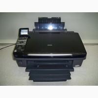 Продам цветной струйный МФУ/принтер/сканер/копир Epson Stylus CX8300 с ПЗК + чернила