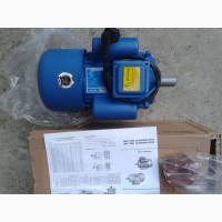 Електродвигун, електромотор, однофазний 220В 3 кіловата, 4квт
