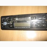 Передняя панель кассетной автомагнитолы LG модель TCC-5720, б/у