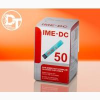 Тест-полоски IME-DC - 50 шт. (ИМЕ-ДиСи)