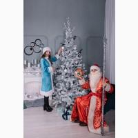 Новорічні вітання Діда Мороза