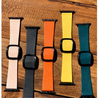 Leather Ремешок Apple Watch Modern Buckle 38/40 42/44 mm Ремешок имеет классический элеган