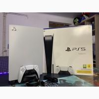 Playstation 5 (PS5) з дисководом, включаючи контролер