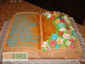 Оригинальные торты с фото и рецептом