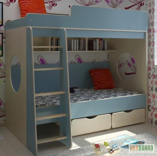 кровать детская выдвижная купить в
