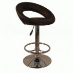 Высокий барный стул HY 300 бежевый, черный, коричневый, красный, фиолетовый, оранжевый