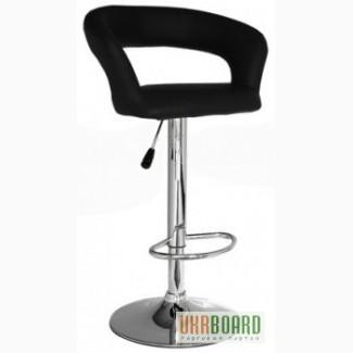 Барный стул HY 302А-1 черный, белый, коричневый купить Киеве