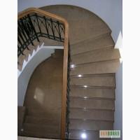 Ступени из гранита и мрамора лестницы мраморные и гранитные ступени