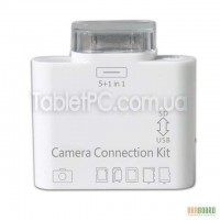 Переходник ComboKit, HDMI, SD + USB для IPad, IPhone, Ipod