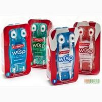 Мини зубные щетки Colgate Wisp®, (Швейцария)