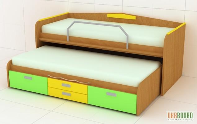 Двухъярусные кровати детская мебель