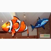 Летающая рыба Air Swimmers на радиоуправлении