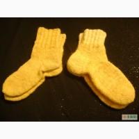 Лечебные и теплые носки из собачьей шерсти