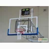 Щиты баскетбольные с корзинами для улицы и зала- от производителя