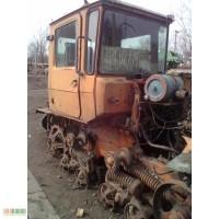 Продам Трактор ДТ-75 на запчасти