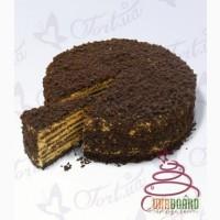 Домашний торт на заказ Киев