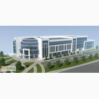 Строительство торговых комплексов г.Кривой Рог