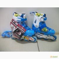 Раздвижные роликовые коньки Profi Roller 32-35 р