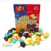 Конфеты Бин Бузлд Bean Boozled с необычными вкусами от Jelly Belly