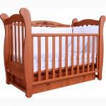 Детские кроватки, комоды, текстиль компании Верес