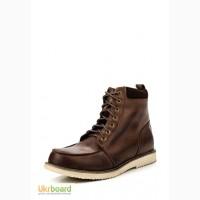 Кожаные утепленные ботинки Reflex